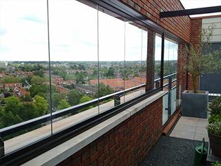 balkonbeglazing Zuid-Holland