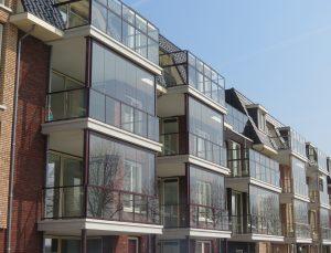 Balkonbeglazing Sliedrecht